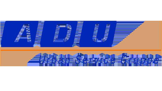 Erfahrungsbericht - QM-Software für das Gebäudemanagement der A.D.U. Urban Service Gruppe Logo