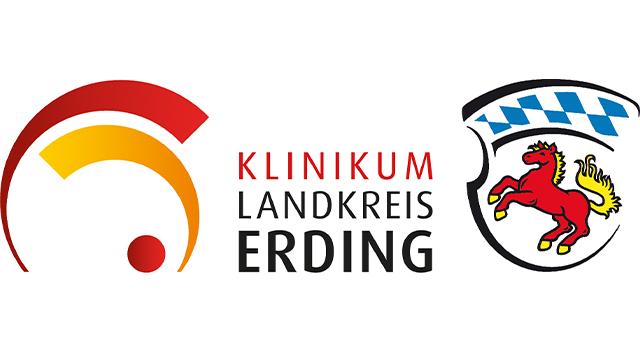 Qualitätssicherungssoftware in Krankenhäusern und Kliniken zur Dokumentation am Beispiel des Klinikum Landkreis Erding Logo