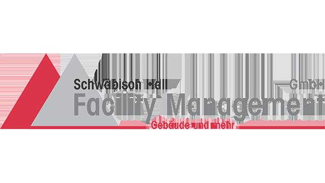 QM Softwarelösung für Schwäbisch Hall Facility Management GmbH Logo