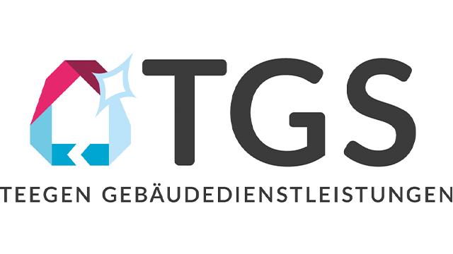 Bei TGS - Teegen Gebäudedienstleistungen sorgt e-QSS  für Transparenz und Überblick bei allen QM-Abläufen   Logo