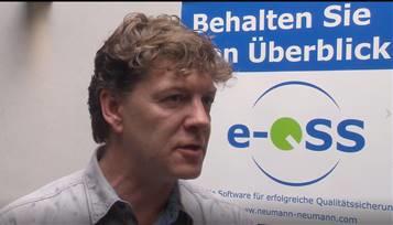 e-QSS Referenzfilm Wackler Service Group GmbH & Co. KG Logo